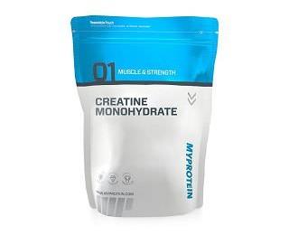Kreatin Monohydrat Pulver von MyProtein
